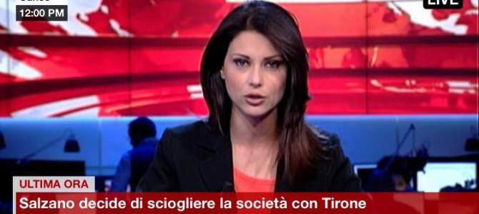 """SALZANO & TIRONE ROTTURA TOTALE: """"GLI ACCORDI CONTRATTUALI SONO STATI VIOLATI"""""""